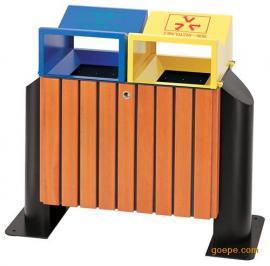 木条垃圾桶 果皮箱 垃圾箱 果皮桶