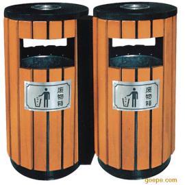 钢木废物桶 木条废物桶 动物园废物桶 动物园废物桶 垃圾箱 果皮箱...