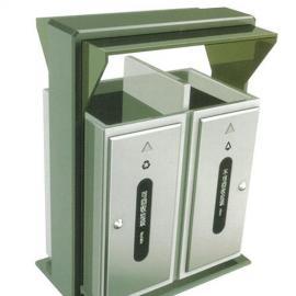 分类垃圾桶 垃圾箱 果皮箱 分类垃圾桶