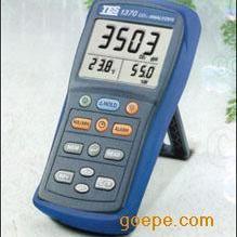 台湾泰仕TES-1371非色散式红外线二氧化碳分析仪