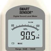 噪音计,分贝仪,声音测量仪,数字式噪音仪器