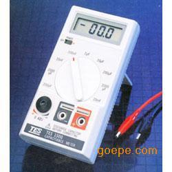 台湾泰仕TES-1500电容表