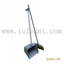 AF01204 方形防风垃圾铲带扫把(塑料)