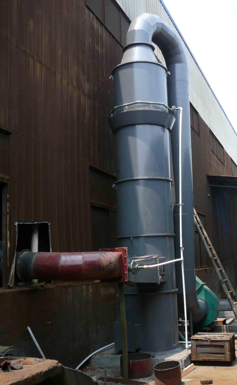 XL型旋流式水膜除尘器
