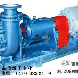 耐腐耐磨浆液循环泵