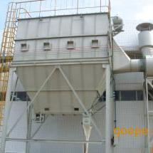 密炼机系统配套除尘器