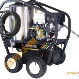 高压热水清洗机自带动力