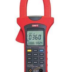UT233|数字钳形功率计
