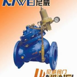 AX742X安全泄压阀/持压阀,水力控制阀