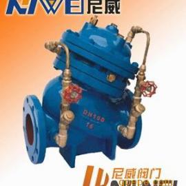 JD745X型多功能水泵控制阀,水力控制阀