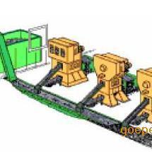 集中排屑线-金属物料输送系统(烟台江海JH)