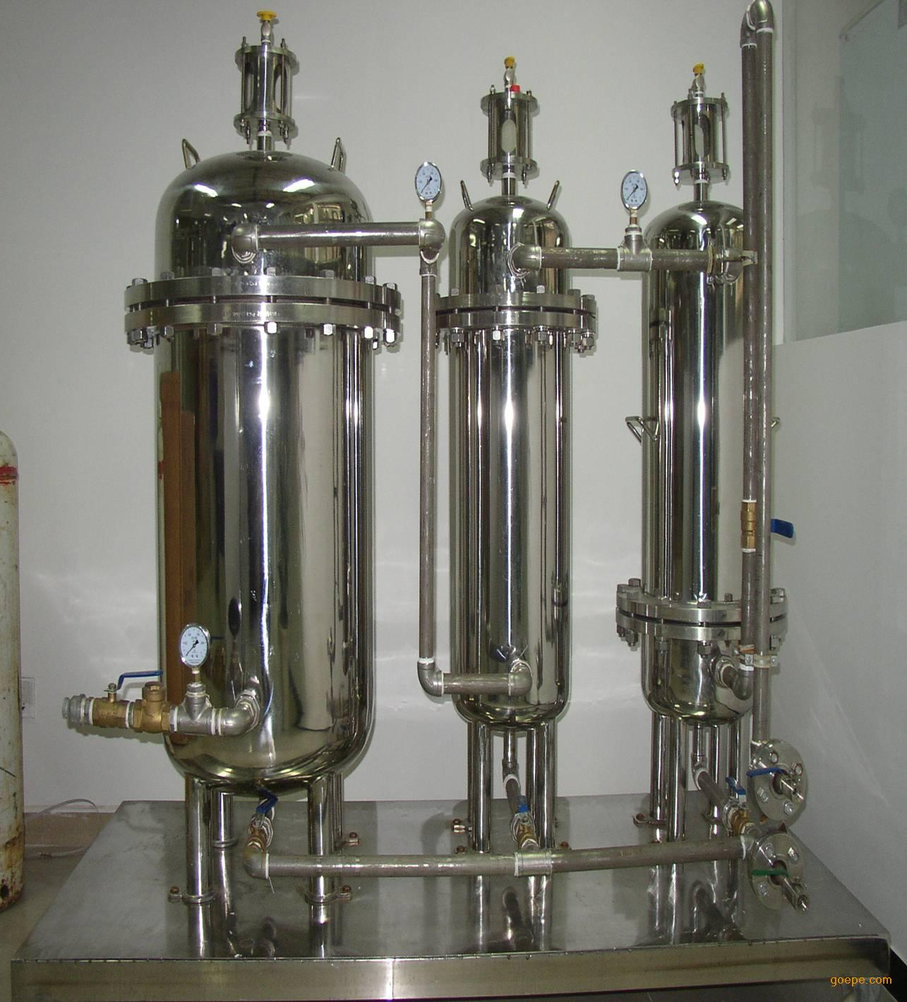 蒸汽冷凝水专业油水分离器