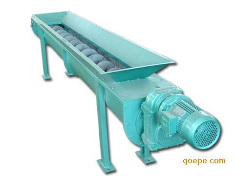 无轴螺旋输送机卹�a_无轴螺旋输送机