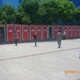 上海移动洗手间出租 移动厕所租赁 租赁环保厕所