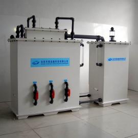 TY二氧化氯发生器【组成:钛电极,水射器,循环磁力泵】