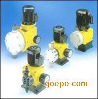 电机驱动机械隔膜计量泵