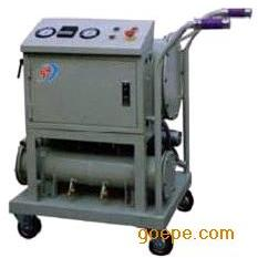 重庆君能TLA-200轻质燃油真空滤油机