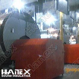 锅炉房噪声治理,锅炉噪音控制,燃气锅炉噪音处理技术