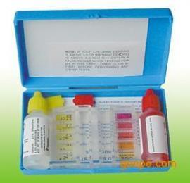 PH值、余氯快速测试盒,游泳池验水盒