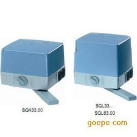 西门子碟阀执行器和角行程执行器有调节型