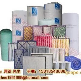 上海空气过滤网,空气过滤材料,净化材料,净化设备