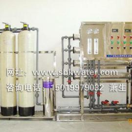 工业用纯水机,电镀、五金清洗用纯水设备,去离子水设备