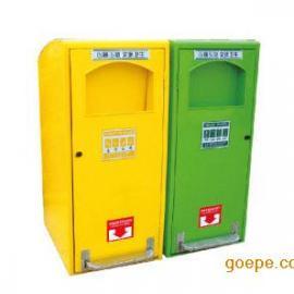 常州脚踏垃圾房/环卫垃圾桶/金属垃圾桶/环卫设施