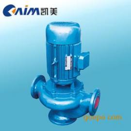 GW,管道式排污泵,立式排污泵,无堵塞排污泵,大流道排污泵