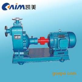ZW型自吸式排污泵,卧式排污泵,固液泵,杂质泵,无堵塞排污泵