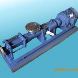 G型螺杆泵,单螺杆泵,不锈钢螺杆泵