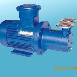 CW型磁力驱动旋涡泵,耐腐蚀旋涡泵,不锈钢旋涡泵,磁力泵