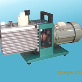 2XZ双级旋片式真空泵,双级真空泵,直联式真空泵