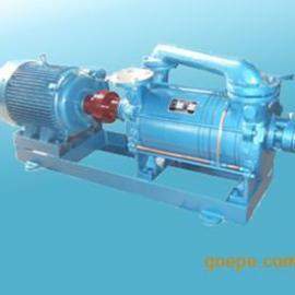 2SK系列两级水环真空泵,两级真空泵,铸铁真空泵
