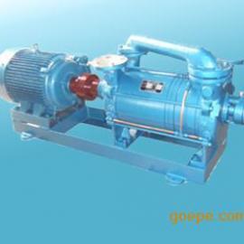 2SK系列两级水环真空泵,两级真空泵,不锈钢真空泵