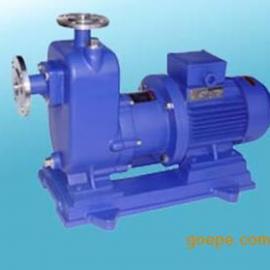 ZCQ型自吸式磁力泵,磁力��颖�,不�P�磁力泵,自吸泵