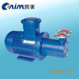 CW型磁力驱动旋涡泵,耐腐蚀磁力泵,不锈钢磁力泵