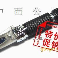 手持式折光仪/矿山乳化液浓度计/折射仪(0-15%)/金牌  AM309341