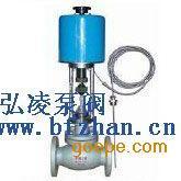 调节阀:ZZWPE自力式温度调节阀|自力式电控调节阀|自力式调节阀