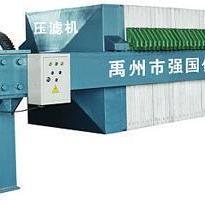 630型机械压紧压滤机,污水处理用厢式压滤机