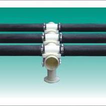 微孔管式曝气管