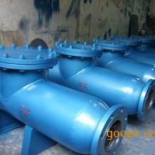 CWQ�P式直通除污器