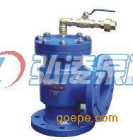 水力控制阀:H142X液压水位控制阀