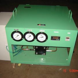 冷媒增压泵设备,冷媒灌装增压系统,冷媒加注系统