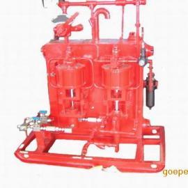绿动GPSY油田用气动试压设备