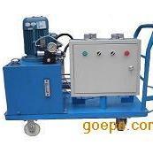绿动CDZ石油充氮车,石油行业专用蓄能器充氮车