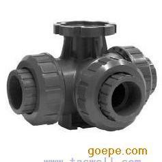 645-646-647-648型三通PVC球阀