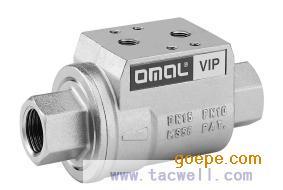VIP气动梭阀 OMAL欧美尔专利产品