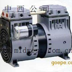 中西牌无油活塞式真空泵
