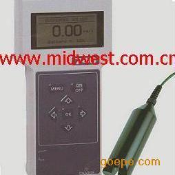 便携式污泥浓度计(便携式悬浮物浓度计) 型号:M