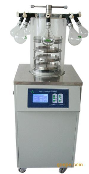 ROCTEC5-12B立式多歧管普通型/压盖型冷冻干燥机